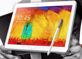 Samsung Galaxy Note 10.1 2014 review: Flying first class