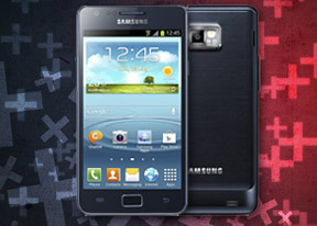 Samsung Galaxy S II Plus review: Golden oldie