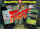 Samsung I9000 Galaxy S vs. Apple iPhone 4: Collision course