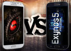 Samsung I9500 Galaxy S4 vs Samsung I9505 Galaxy S4