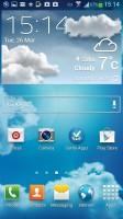 Samsung Galaxy S4 vs Galaxy S III