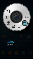 Samsung Galaxy S4 zoom Sm C1010 Preview