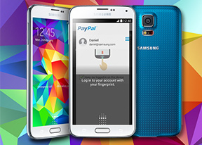Samsung Galaxy S5 review: Fab Five