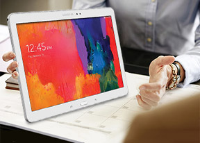Samsung Galaxy Tab Pro 10.1 review: Pros and gones