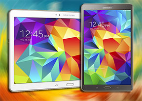 Samsung Galaxy Tab S 10.5 and 8.4 hands on: First look
