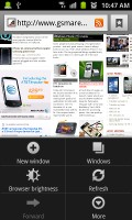 Samsung Galaxy W I8150