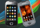 Samsung Galaxy 3 and  Galaxy Apollo review: Galactic twins - read the full text