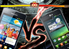 Samsung Galaxy S II vs LG Optimus 2X: Head to head - read the full text