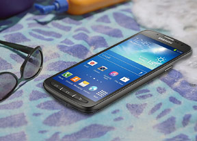 Samsung Galaxy S4 Active review: Uncharted waters