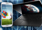 Smartphones vs. laptops: Of mice and... touchscreens
