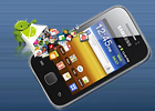 Samsung S5360 Galaxy Y preview: First look - read the full text