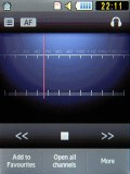 Samsung S7070 screenshot