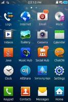 Samsung Wave Y