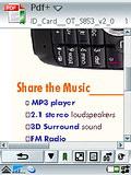 Sony Ericsson P990