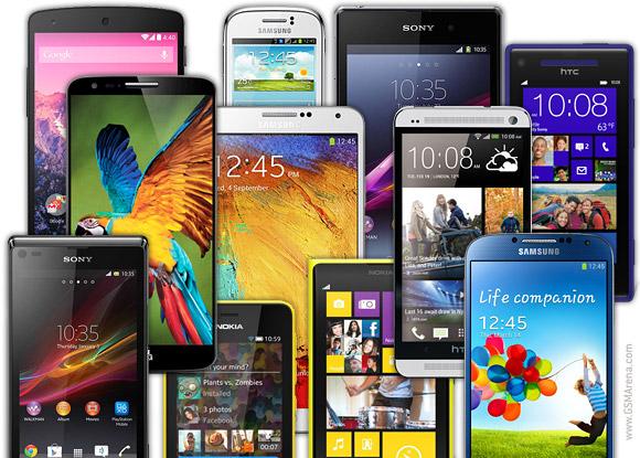 GSMArena smartphone shopping guide