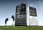 Sony Ericsson Aspen review: Tree-hugging business