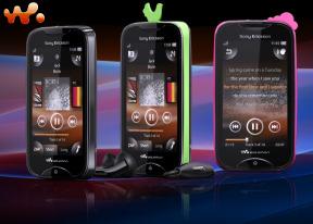Sony Ericsson Mix Walkman review: Music to go