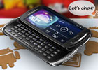 Sony Ericsson Xperia pro review: Social Inc. - read the full text