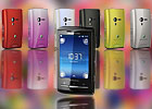Sony Ericsson XPERIA X10 mini preview: First look - read the full text