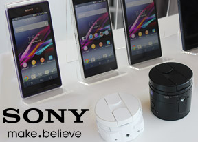 IFA 2013: Sony hands-ons