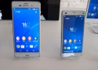 Sony Xperia Z3, Xperia Z3 Compact hands-on