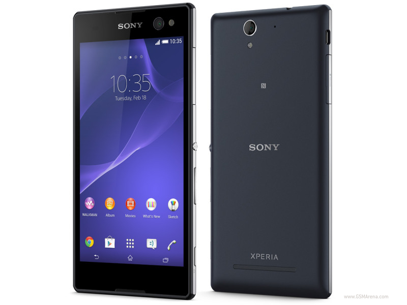 Sony Xperia C3 and C3 Dual review phone