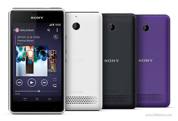 Sony Xperia E1 conclusion