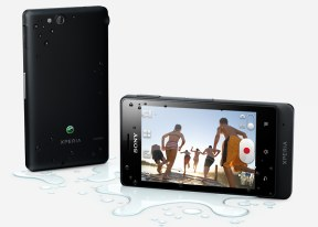 Sony Xperia go review: Get out, get wet