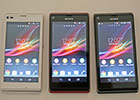 Sony Xperia L hands-on: First look - read the full text
