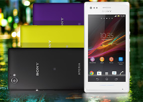 Sony Xperia M review: Morning show