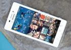 Sony Xperia M2 Aqua review: Cliff diver
