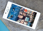 Sony Xperia M2 Aqua review: Cliff diver