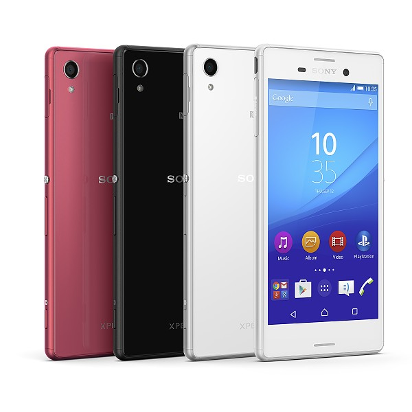 Review Sony Xperia M4 Aqua