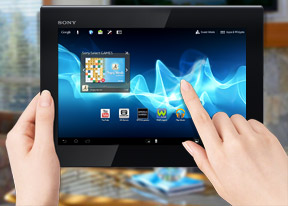 Sony Xperia Tablet S review: The tablet Xperiance