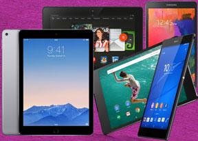 GSMArena tablet buyer's guide