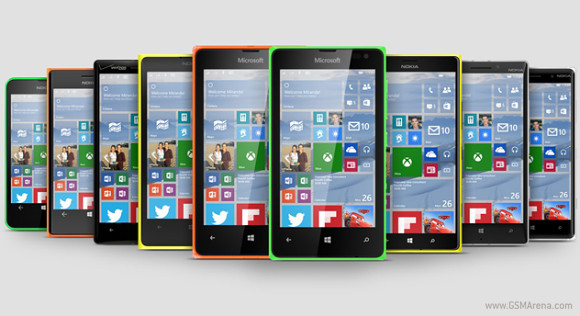 Windows 10 For Phones Preview
