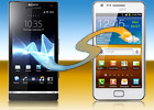 Sony Xperia S vs. Samsung Galaxy S II: S-hootout - read the full text