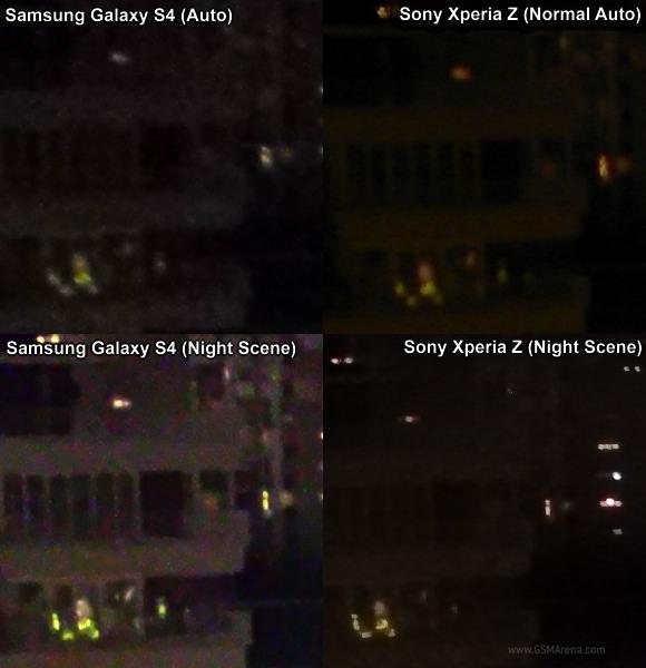 Samsung Galaxy S4 vs  Sony Xperia Z  When worlds collideXperia Z Vs Galaxy S4 Camera