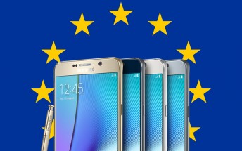 Carrier leak suggests the Galaxy Note5 is coming to Europe in January