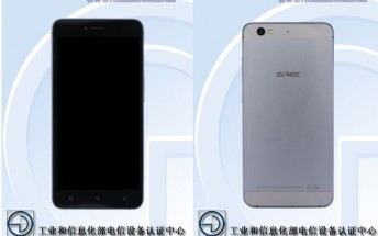 Unannounced Gionee GN5001 and GN9010 spotted at TENAA