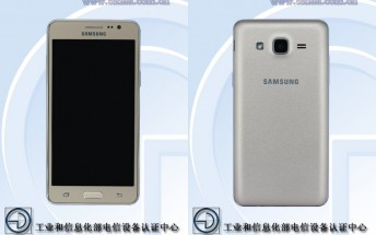 Samsung Galaxy Grand On passes through TENAA with 720p display and dual-core CPU