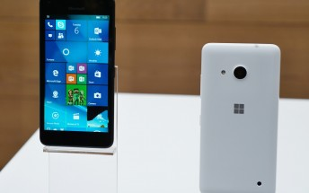 Microsoft Lumia 550 is up for pre-order in the EU, yours for €129.90