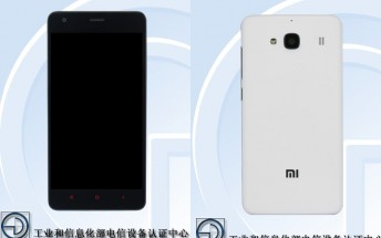 Entry-level Mi 2014816 with 1GB RAM and Android 4.4.4 spotted at TENAA