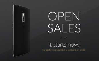 OnePlus 2 is on open sale in India even today