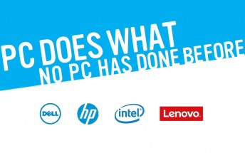 Intel's 'PC does what?' campaign goes live