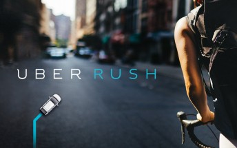 UberRUSH is Uber's new on-demand delivery service