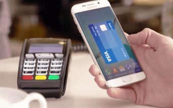 Verizon rolling out Samsung Pay support to compatible phones