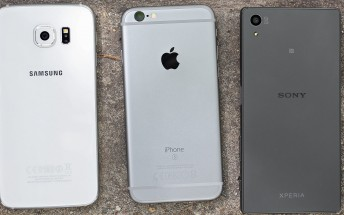 Weekly poll: Xperia Z5 vs iPhone 6s vs Galaxy S6 – the brawl continues