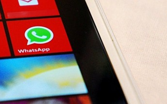 WhatsApp's Windows Phone app updated with middle finger emoji
