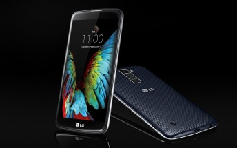 LG K10 now available in Europe for €249